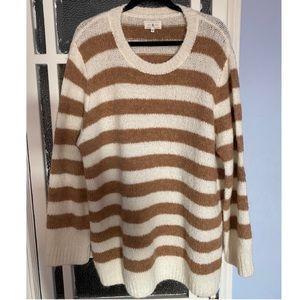 Lou & Grey Plushfuzz Tunic Sweater